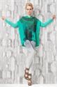 Immagine di art. 6090 blusa con cappuccio