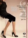 Immagine di art. 212SI PANTACOLLANT/LEGGINGS CAPRI Coprente Opaco