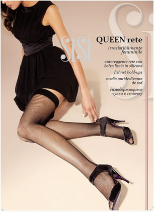 圖片 art. 88SI Collant Queen Rete (autoreggente)