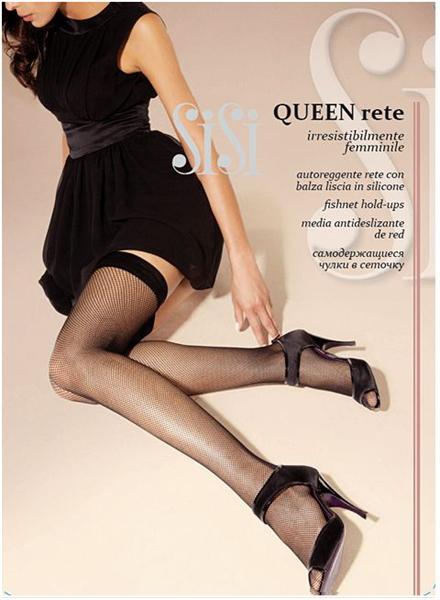 圖片 art. 88SI Collant Queen Rete (autoreggente)