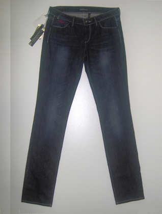 GUESS Jeans Premiun Skinny donna art. GWA088-EZ394 Vita Media (Medium Rise) の画像