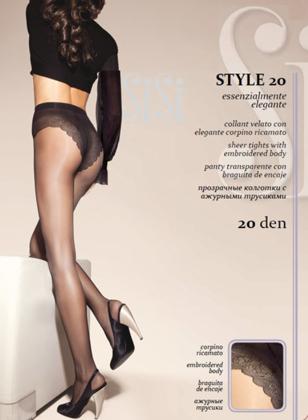 Bild von art. 41SI Collant Style 20