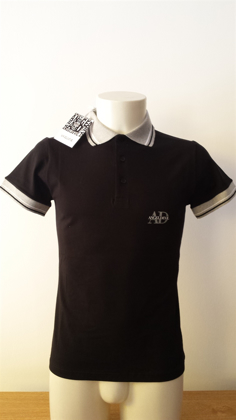 Maglia Polo Slim-Fit ANGELDEVIL art.10.01.0109 の画像