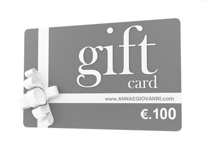 圖片 GIFT CART / BUONO ACQUISTO 100
