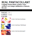 Immagine di art. Y334SI PANTACOLLANT / LEGGINGS REAL Moda P/E 2015