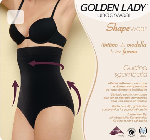 圖片 art. O046 IN Guaina Sgambata Snellente Sottoseno Shape Wear