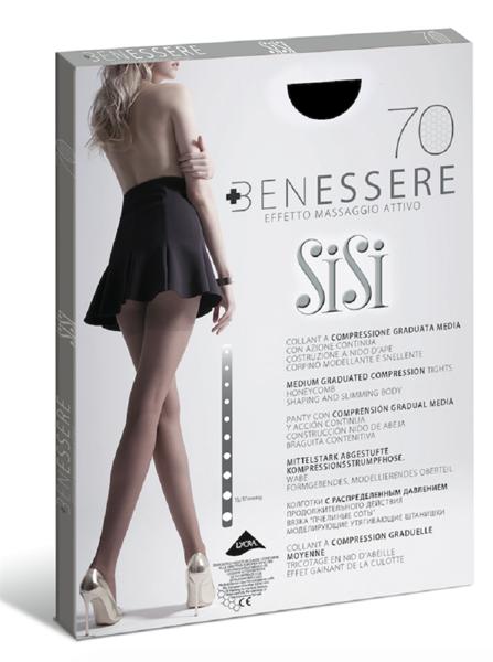 圖片 art. 813SI Nuovo Collant BENESSERE 70 MEDICO SANITARIO