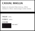 圖片 Sisi art. Y491SI Maglia SISI CASUAL