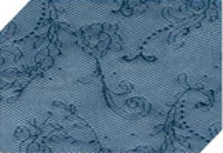art. 1384SI Novel Collant Lavorato Semilucido COLORE BLU の画像