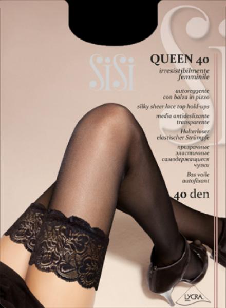 Immagine di art. 80SI Collant Queen 40 (autoreggente)