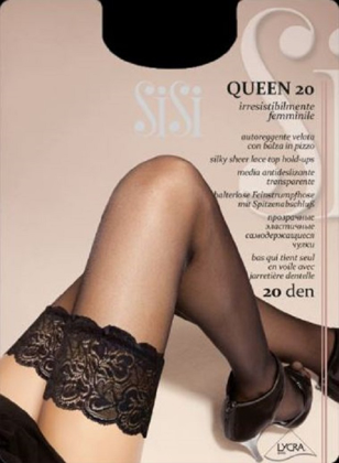 圖片 art. 90SI Collant Queen 20 (autoreggente)