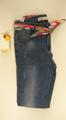 Immagine di Jeans Stretch Slim Fit effetto usurato GHIACCIO E LIMONE art. F320