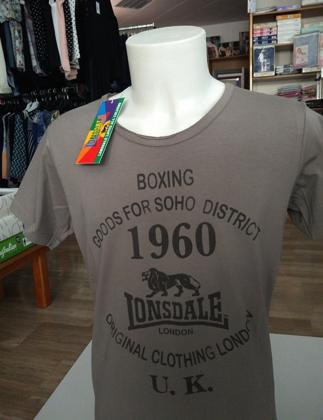 Immagine di T-Shirt LONSDALE art. 750281