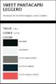 art. Y277SI PANTACAPRI / LEGGINGS SWEET Coprente Microfibra 100 den の画像