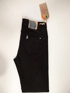 Image sur Pantalone in Cotone Stretch Push Up GHIACCIO E LIMONE art. GBG-5241 COLORE NERO