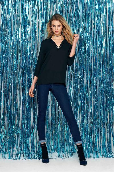 圖片 Sisi art. Y548SI Jeans / Leggings SISI BORCHIETTE JEANS