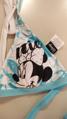 Immagine di Costume Triangolo Bikini DISNEY Minnie ULTIMO RIMASTO COLORE BIANCO TG. L SOLO €. 12,99